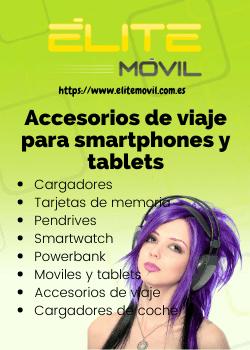 cargadores y Accesorios móviles baratos